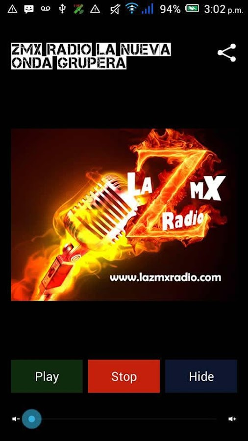 zmxradio- screenshot