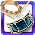 Real Drums Play ( Drum Kit ) icon