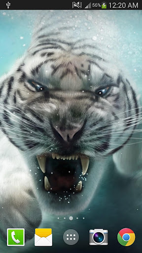 Tiger Live Wallpaper Free PRO