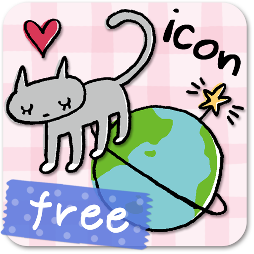 个人化のSWEET IconChange smilebox free LOGO-記事Game