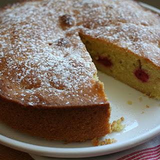 Floriole's Lemon Olive Oil Cake