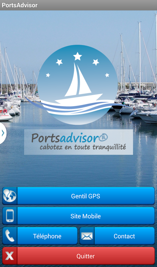 Portsadvisor- screenshot