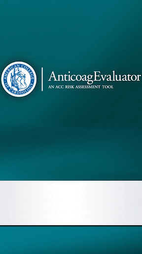 Anticoag Evaluator