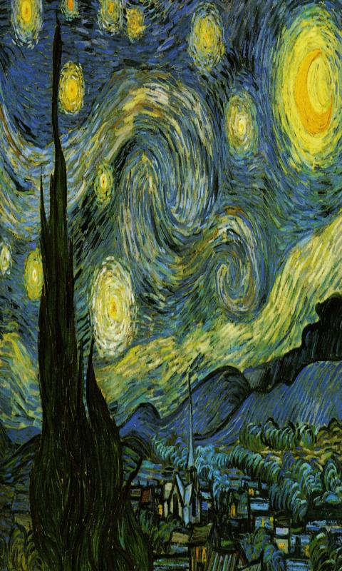 Gallery Vincent van Gogh - screenshot