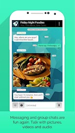 UppTalk WiFi Calling & Texting Screenshot 3