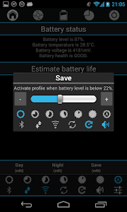 Battery Drain Analyzer v3.6.5