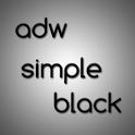 ADWTheme Simple Black icon