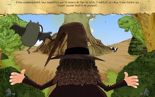 Screenshot of The Witch With No Name