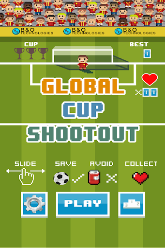 【免費體育競技App】Global Cup Shootout-APP點子