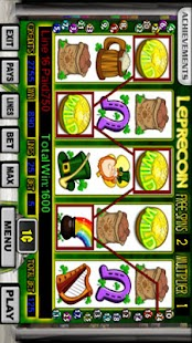 Leprecoin Slot Machine- screenshot thumbnail