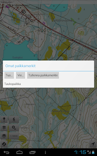 Karttaselain - screenshot thumbnail