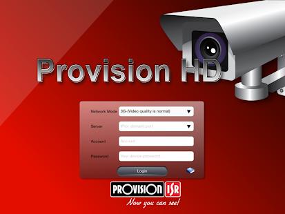 Provision HD