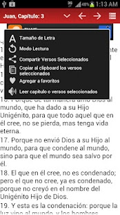 Biblia Reina Valera (Spanish) - screenshot thumbnail