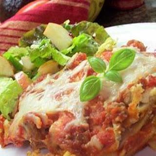 Fabulous Lasagna