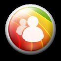 Rainbow Contacts icon