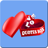 Love Quotes Box