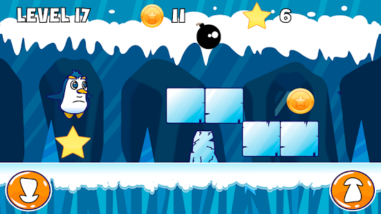 Penguin Run:A Frozen Adventure - screenshot thumbnail