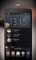 Screenshot of 1TouchMore (Speed Dial & SMS)