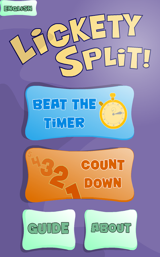 Lickety Split- screenshot