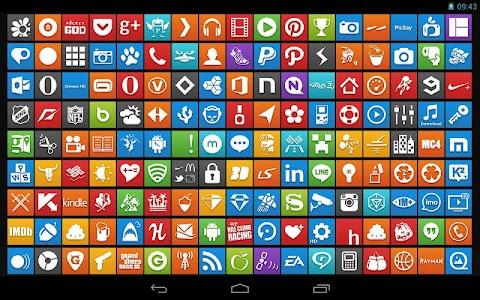Yoma (apex, nova, adw icons) - screenshot thumbnail