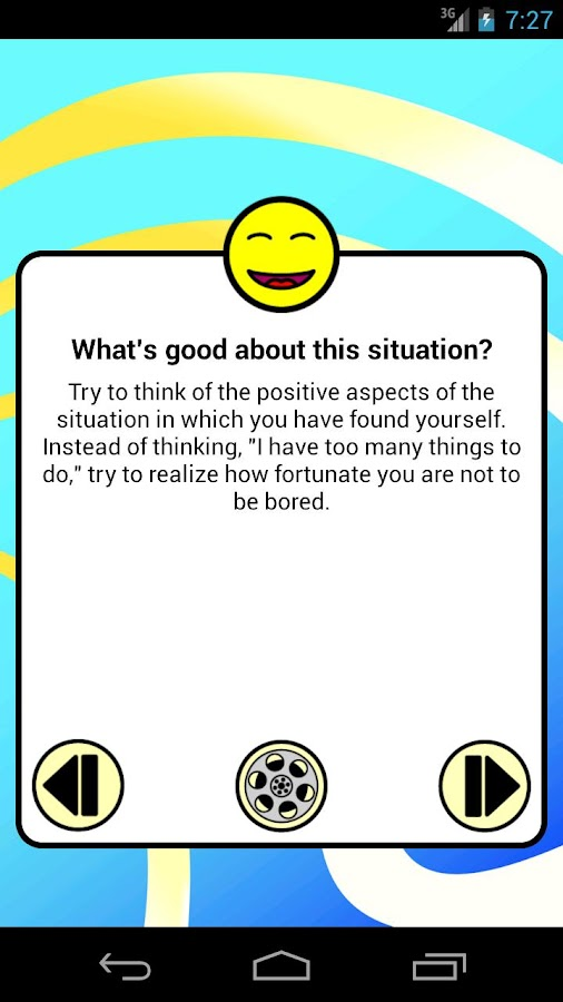 Be Happy! Pro: Happiness tips - screenshot