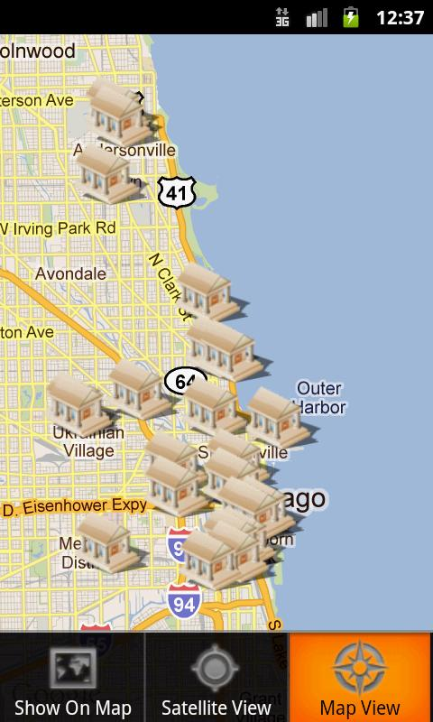 Museums In Chicago- screenshot