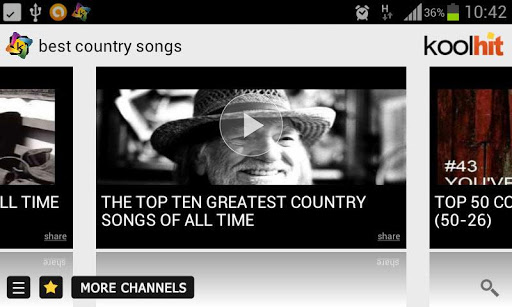 Country Songs Collection