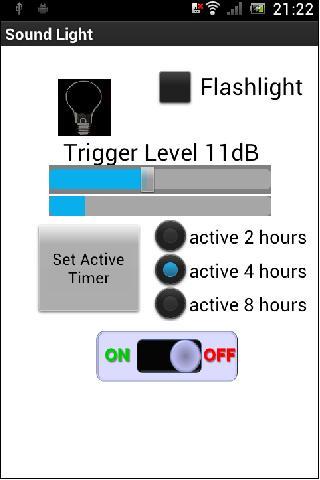 Sound Light - screenshot