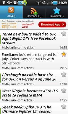 MMA NewsArenaのおすすめ画像3