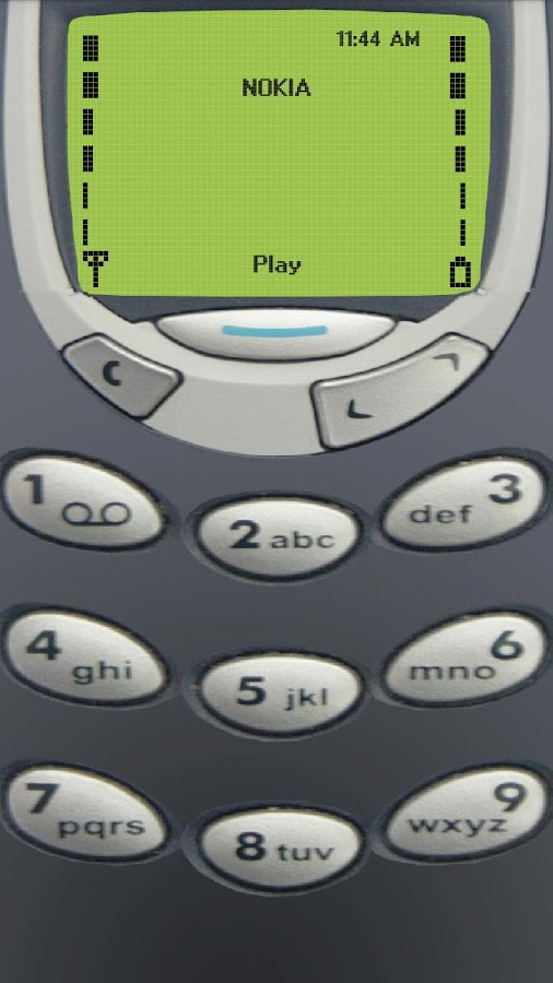 Classic Snake - Nokia 97 Old - screenshot
