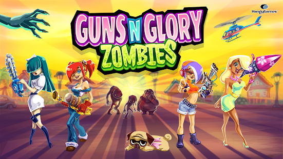 Guns'n'Glory Zombies Screenshot 16