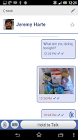 Screenshot of Itzme Voice Chat