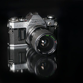 Canon AE1 by Sead Kazija - Artistic Objects Technology Objects