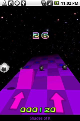 Hyperspace LITE - screenshot