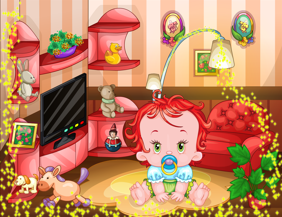 Baby House Decor - Girl Games - Android Apps On Google Play