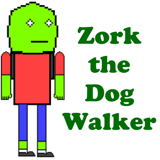 Zork the Dog Walker