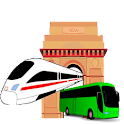 Delhi Metro DTC Bus Guide icon