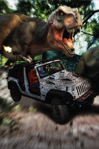 DINOSAUR: The Hunter - screenshot