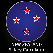 New Zealand Salary Calculator