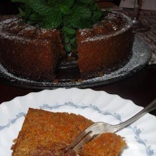 Best Ever GF Carrot Cake.