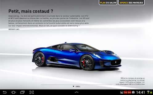 Salon de l'auto 2014- screenshot thumbnail
