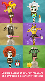 Avokiddo Emotions 教育 App-癮科技App