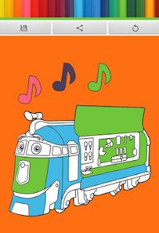 Chuggington Speed Trains Paintのおすすめ画像1