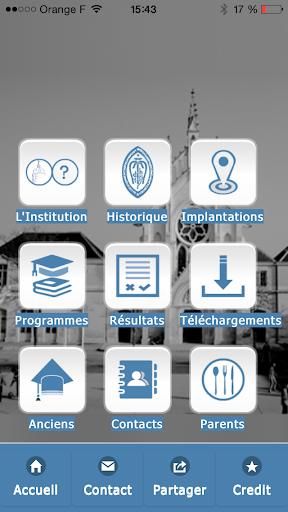 【免費教育App】Institution des Chartreux-APP點子