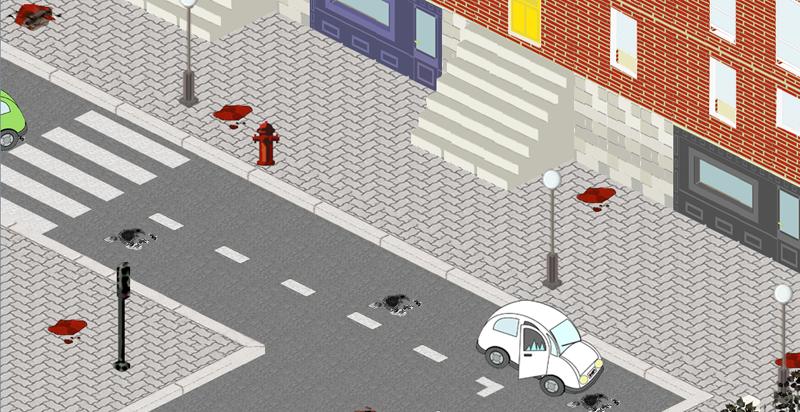 Zombi Adventum - screenshot