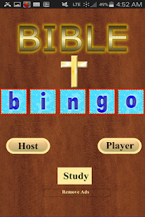 Bible Bingo- screenshot thumbnail