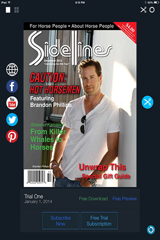 玩生活App|Sidelines News Magazine免費|APP試玩