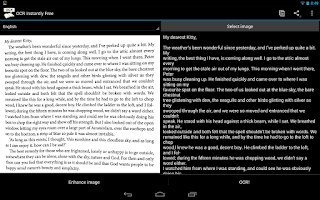 Screenshot of OCR Instantly Pro
