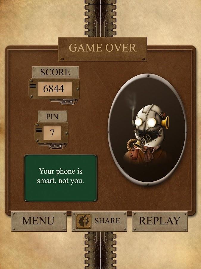 Peg Solitaire - screenshot