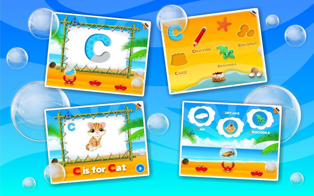 Preschool Learning Games Kids▪- screenshot